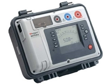 Measurement Rentals adds Megger 10 kV insulation resistance tester to rental fleet