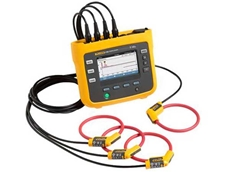 Fluke 1736 clamp-on power logger