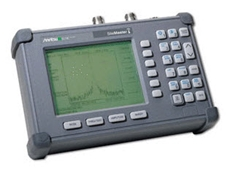 Anritsu S331A Site Master Handheld RF Cable and Antenna Analyser