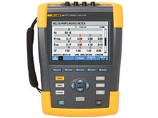 Rent the Fluke 434 Series II Three Phase Power & Energy Analyser from Measurement Rentals