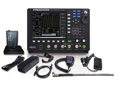 Freedom R8100 communications system analyser