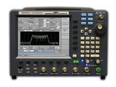 General Dynamics R8000B RF communications test set