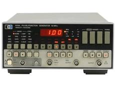 HP 8116A Pulse Generator