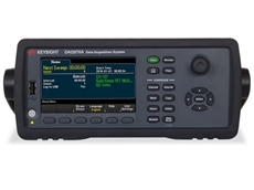 Keysight DAQ970A 20 channel data acquisition system