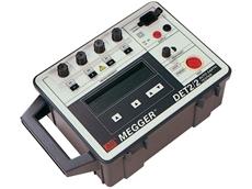Megger DET2-2 Earth Resistance Tester