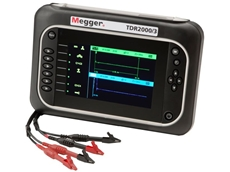 Rent the Megger TDR2000 Time Domain Reflectometer from Measurement Rentals