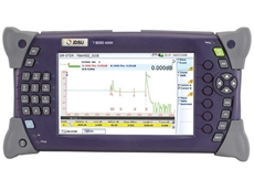 Rent the Viavi MTS-4000 OTDR from Measurement Rentals