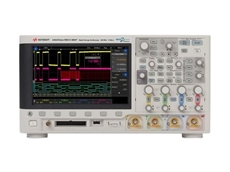 Rent the new Keysight DSOX3054T 4-channel, 500 MHz oscilloscope