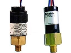 Barksdale pressure switches