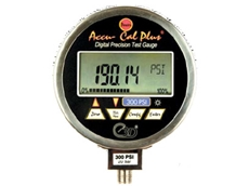 Accu-Cal Plus digital pressure gauges