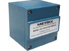 Metrix 440 electronic vibration switch