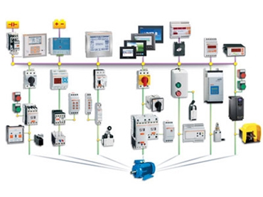 Delta Electronics range of industrial automation products and Lovato Electric switch gear