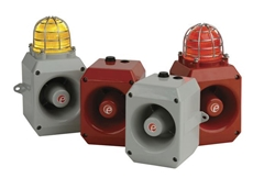 D range emergency beacons and alarms