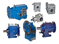 SITI Reduction gearboxes, worm, helical, bevel helical and planetary