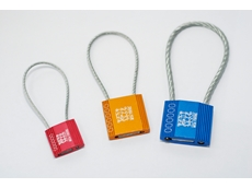 Cable seals and cable locks now available from Mega Fortris