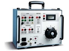 B10E AC/DC voltage power supply units are ideal for circuit breaker testing