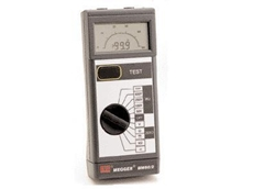 Megger BM80-2 Series multi-voltage insulation and continuity tester