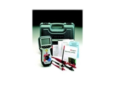 Insulation and Continuity Testing Equipment with Easy-To-Use Operation from Megger