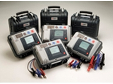 Insulation testers offer improved testing safety