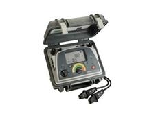 Megger DLRO10HD low resistance ohmmeter