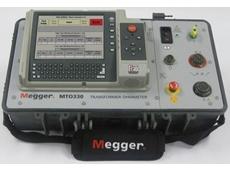 Megger MTO330 transformer ohmmeter