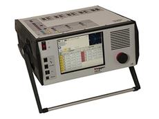 FREJA 409 relay testing system