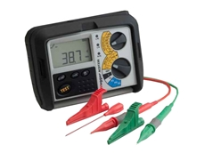 Rugged and compact RCD testers with impact resistant body