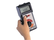 Megger's compact new insulation and continuity testers