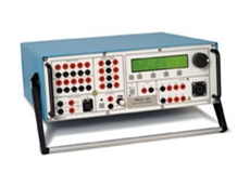 Megger's FREJA 306 protection relay testing instrument