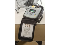 The new PAT320 portable appliance tester from Megger