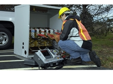 Transformer test equipment from Megger