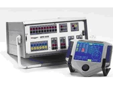 Protective relay test set