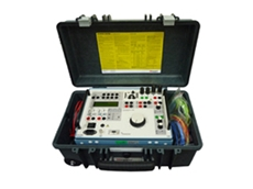 Protective cases can now be supplied with SVERKER 760 protection relay test sets