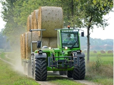 The versatile Merlo Multifarmer is purpose-designed for the agricultural industry
