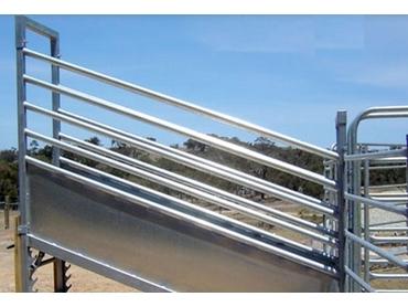 Steel Livestock Loading Ramps