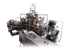 CHP6H pouch filling machines offer a theoretical speed of 180 items per minute