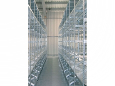 Super 1-2-3 series industrial shelving is designed to satisfy a broad range of light storage requirements