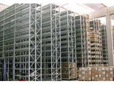 Boltless shelving systems