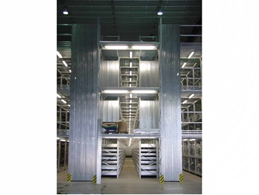 Storage for maximising space, efficiency and cost effectiveness