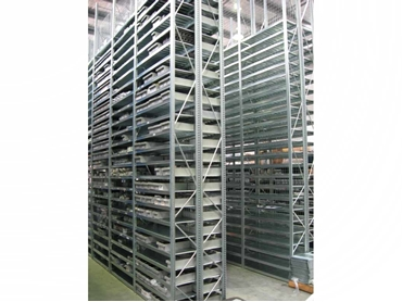 Industrial storage systems from Metalsistem Australia