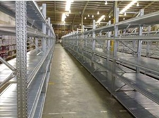 Long Span Shelving Systems