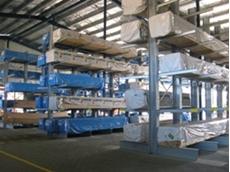 Metalsistem's Cantilever Racking System
