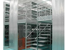 Multi Tier - Mezzanine Structures