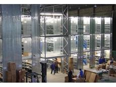 Metalsistem's multi-tier installation