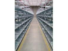 Metalsistem long span boltless shelving