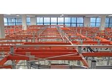 Fixed Length Mezzanine Secondary Beams