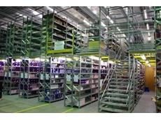 Metalsistem Australia Storage and shelving series