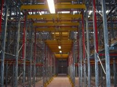 Super 456 pallet racking beams