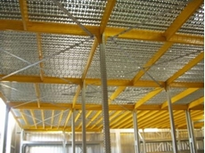 Metalsistem Australia Super 6 storage mezzanine construction