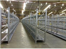 TS-3 Long Span Shelving System